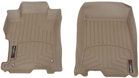 floor mats honda accord floor mats for 2012 honda accord weathertech wt451481