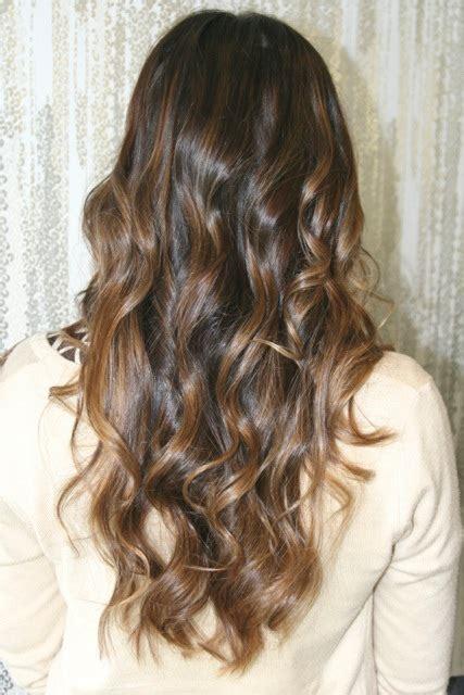 light brown hair with caramel highlights caramel brunette highlights neil george