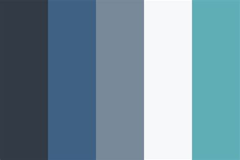 Too Modern Color Palette  Lentine Marine #4544