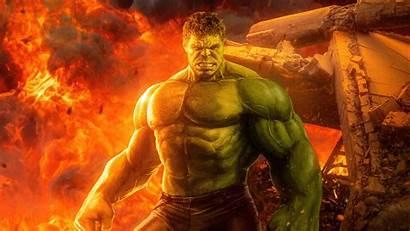4k Hulk Superheroes Angry Artwork Marvel Comic