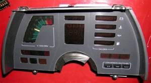 Cavalier Digital Dash - Connector Position  See Pics