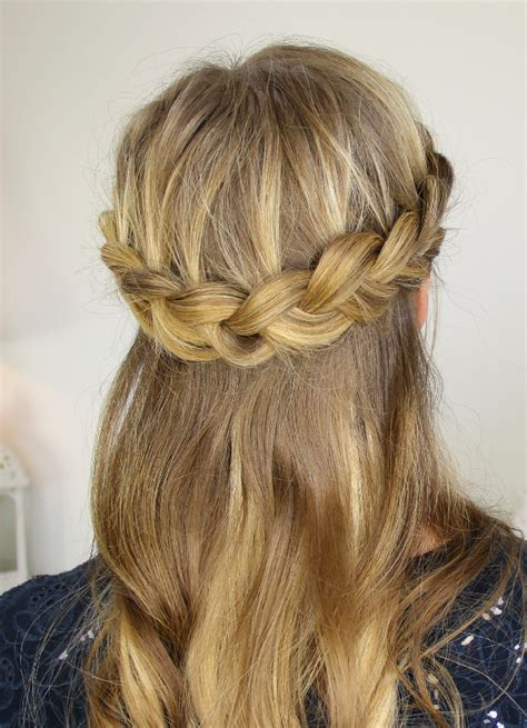 easy 5 minute hairstyles for work