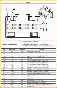 Stereo Wiring Harness For 2002 Trailblazer Free Download