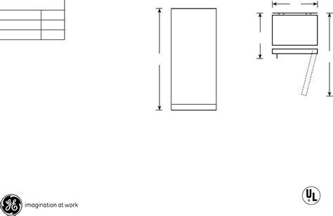 ge freezer fumsvr user guide manualsonlinecom