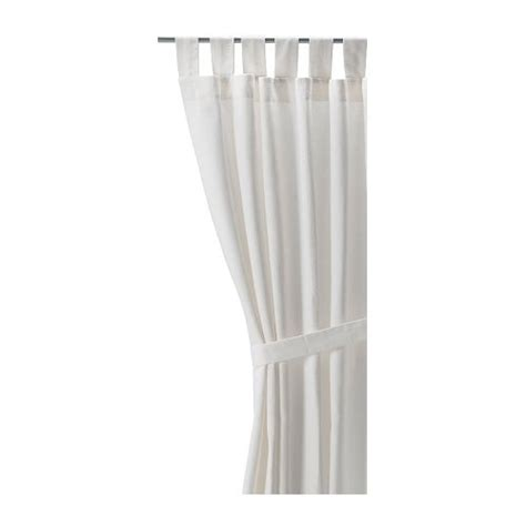 Ikea Lenda Curtains White by Favorite Ikea Things White House Black Shutters