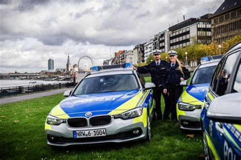 German Police Aren't Fans Of The F30 Bmw 3 Series