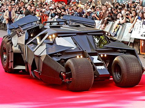 batman real car buy the batmobile a road ready replica of batman 39 s car is