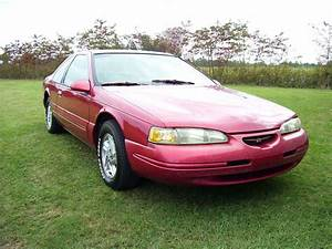 1996 Ford Thunderbird Vin Number Search