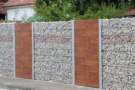 Garten Wände Aus Steindie Gitter Stein Wand Cum Lapis Die
