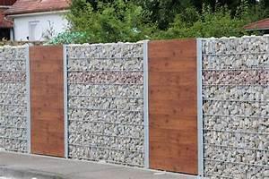 Wand Mit Steinen : stein wand garten verschiedene ideen f r ~ Michelbontemps.com Haus und Dekorationen