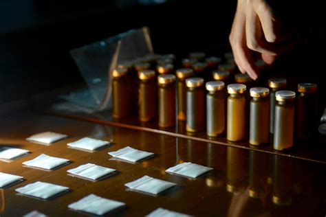 Use Of Illegal Drugs On Rise In China Report Says