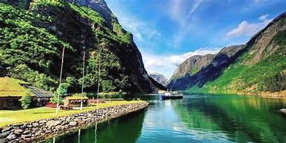 Norway Fjords Glacier Fjord Norwegian Northern Reasons