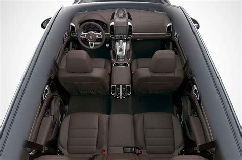 porsche suv inside porsche cayenne turbo s interior newhairstylesformen2014 com