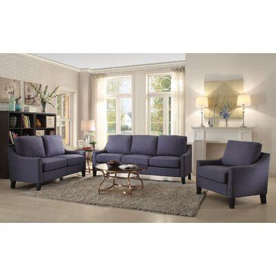 acme furniture zapata living room collection wayfair