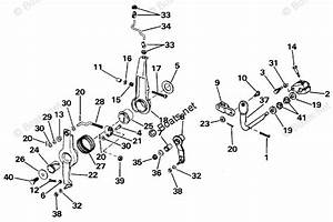 Johnson Outboard Parts By Year 1989 Oem Parts Diagram For