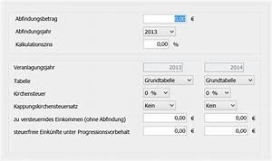 Abfindung steuer gt abfindungsrechner mit funftelregelung for Abfindungsrechner online