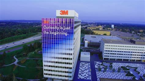 3m Transforms Main Headquarters To Inspire Curiosity And