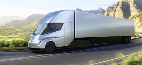 tesla truck    change  trucking industry