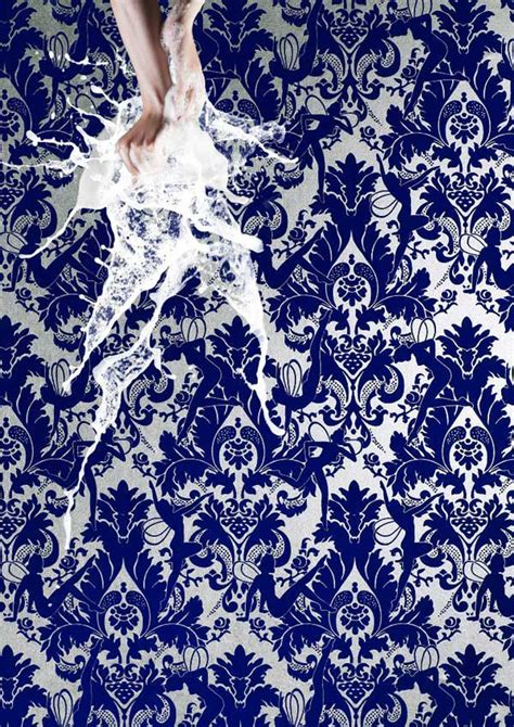 marcel wanders behang whispers wallpaper by marcel wanders notcot