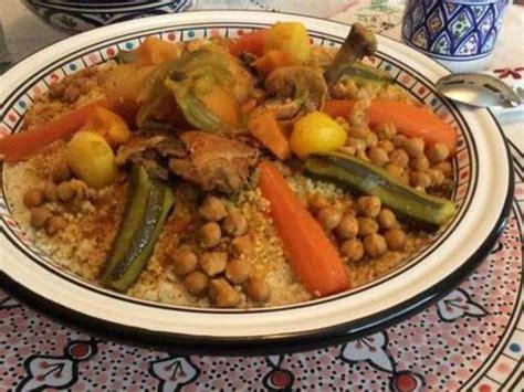 des recettes de cuisine algerien recettes de couscous et couscous algérien