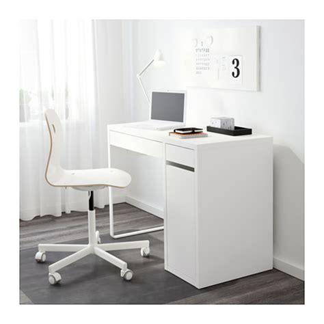 bureau de travail blanc micke bureau blanc ikea