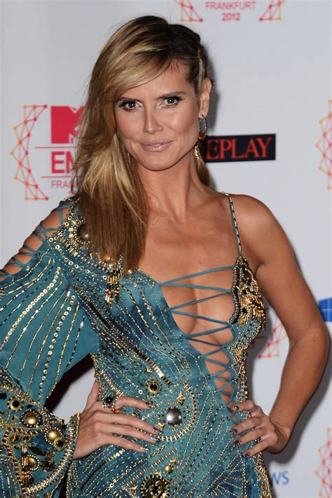 Interesting Things Heidi Klum Biography