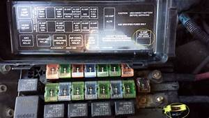 4 Best Images Of 1998 Dodge Ram Fuse Diagram