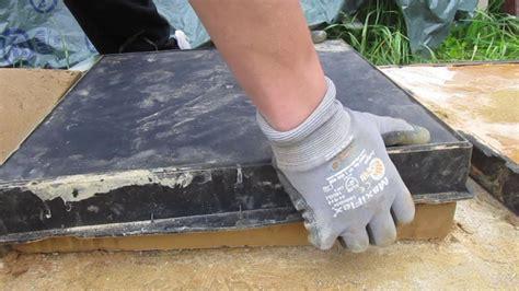 pflastersteine selber gießen gehwegplatten selber gie 223 en und ausschalen