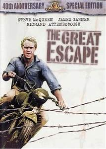 The Great Escape movie poster (1963) Poster. Buy The Great ...