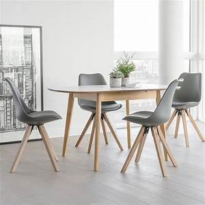 Dean extendable dining set for Extendable dining set