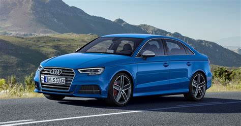 U.s. Receives Updated Audi A3 Range But No Rs3 In Sight