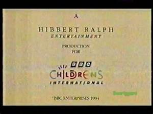 CBBC & CBeebies (On BBC Two) Continuity 16th December 2002 ...