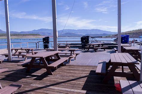 Roosevelt Lake Az Fishing Boat Rentals by Open Air Bar And Marina Store At Lake Roosevelt Roosevelt