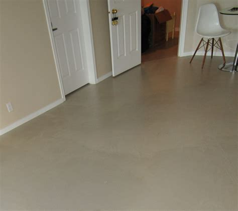 skim coating concrete driveway digs decor
