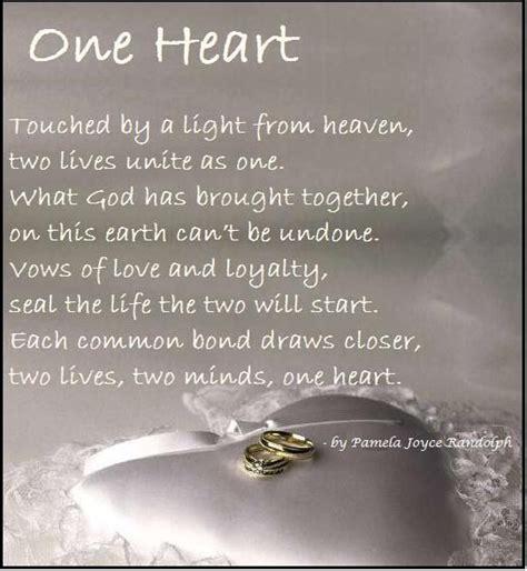 heart  original wedding poem  marriage