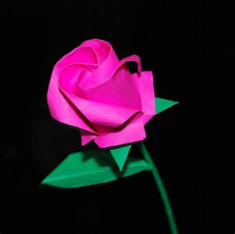 53 Anleitungen Für Origami Blume  So Werden Sie