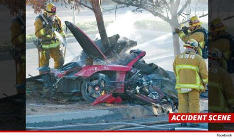 [UPDATE] Paul Walker's Final Moments And Crash Details