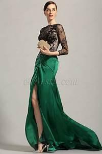 robe de soiree vert emeraude With robe de soirée vert émeraude