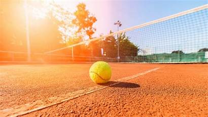 Tennis Ground Sunny Summer Stadium Pc Travel
