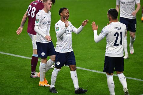 Pictures: Burnley vs Man City in Carabao Cup action ...