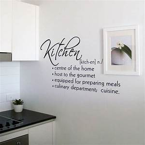wall decals for kitchen removable wall decals large wall With kitchen colors with white cabinets with wall art inspirational sayings