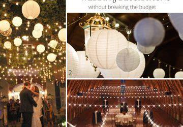 hanging wedding decorations UK Wedding Styling & Decor