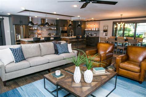 fixer uppers  living room designs  ideas hgtvs