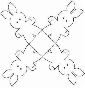 Frühlingsdeko Basteln Vorlagen : osterbasteln kindern ideen papier eierbecher hasenform ~ Lizthompson.info Haus und Dekorationen