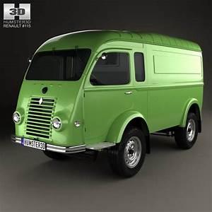 Goelette Renault : renault goelette 1400 kg 1949 3d model humster3d ~ Gottalentnigeria.com Avis de Voitures