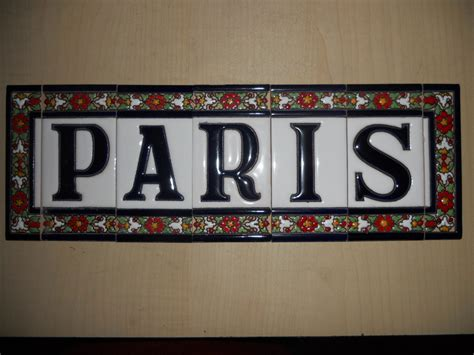 address house tiles numbers and letters www