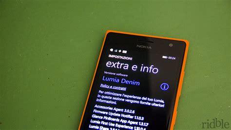 lumia denim novit 224 windows phone 8 1 update 1 ridble