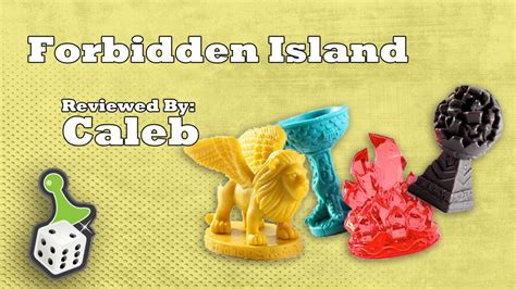 board game review forbidden island youtube
