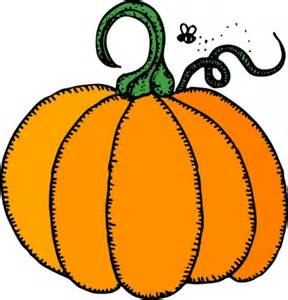 Happy Pumpkin Clip Art