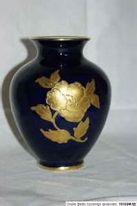 Echt Kobalt Vase : lindner mokkatasse moccatasse echt kobalt cobalt gold 227 ~ Michelbontemps.com Haus und Dekorationen